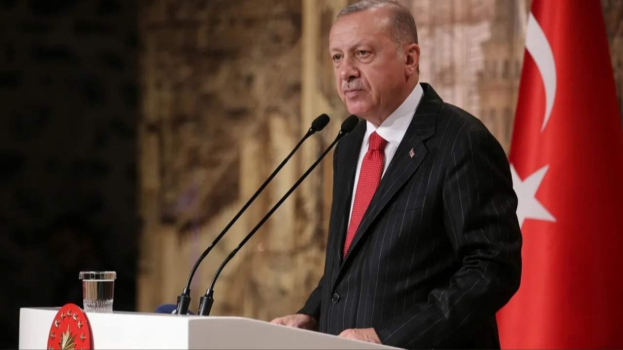 Erdoğan: ''Bayram sonrası kontrollü normalleşmeye başlıyoruz''