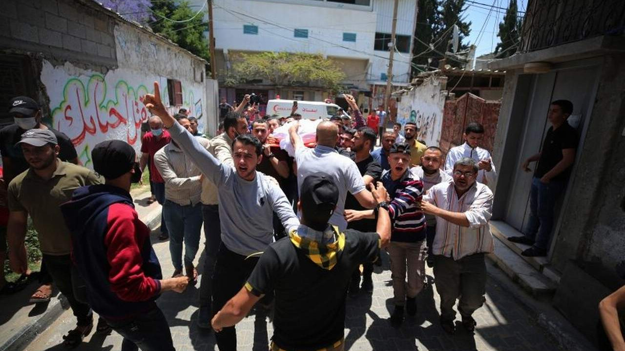 İsrail'den korkunç hamle... Zehirli gaz ile saldırdılar; çok sayıda ölü var!