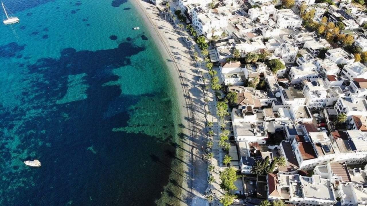 Türkiye'nin tatil cennetinden alışılmadık bayram manzaraları