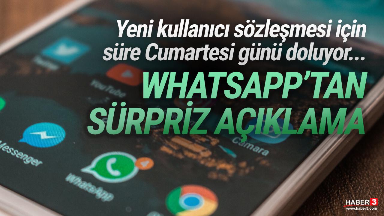 WhatsApp'ın verdiği süre doldu... Hesaplar silinecek mi ?