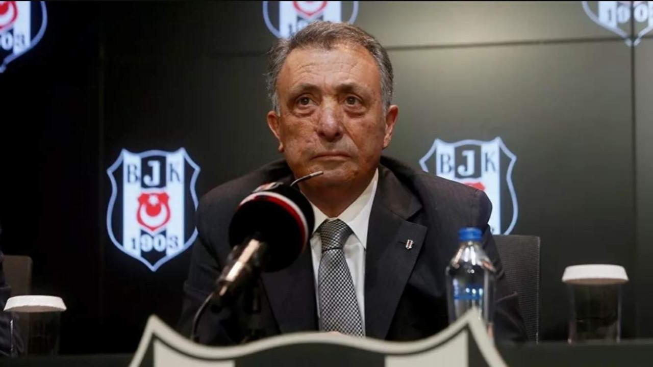 Beşiktaş Başkanı Çebi: Karagümrüklü oyuncular neyi kutladılar?