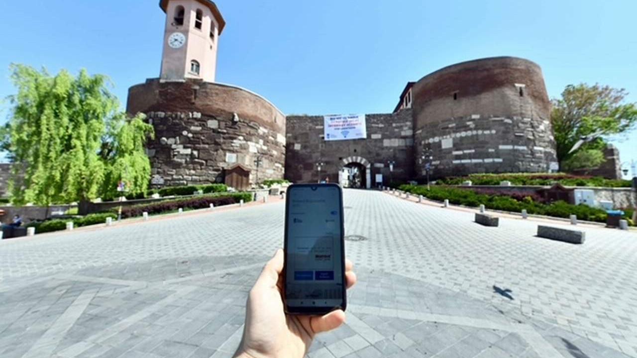 Ankara ücretsiz internet ağı ile örülüyor