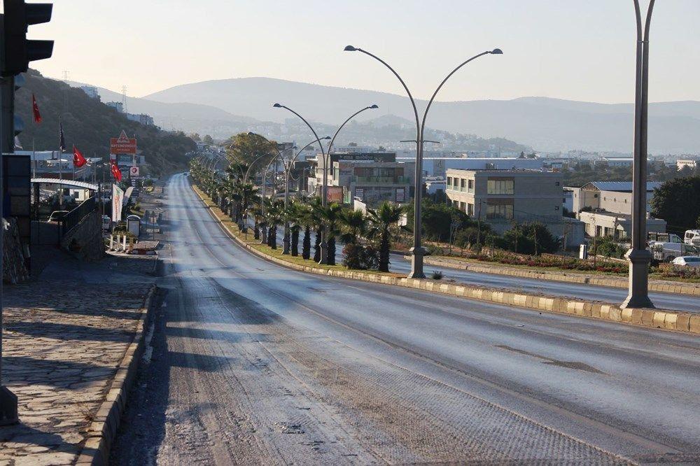 Bodrum'dan alışılmadık bayram manzaraları - Resim: 2