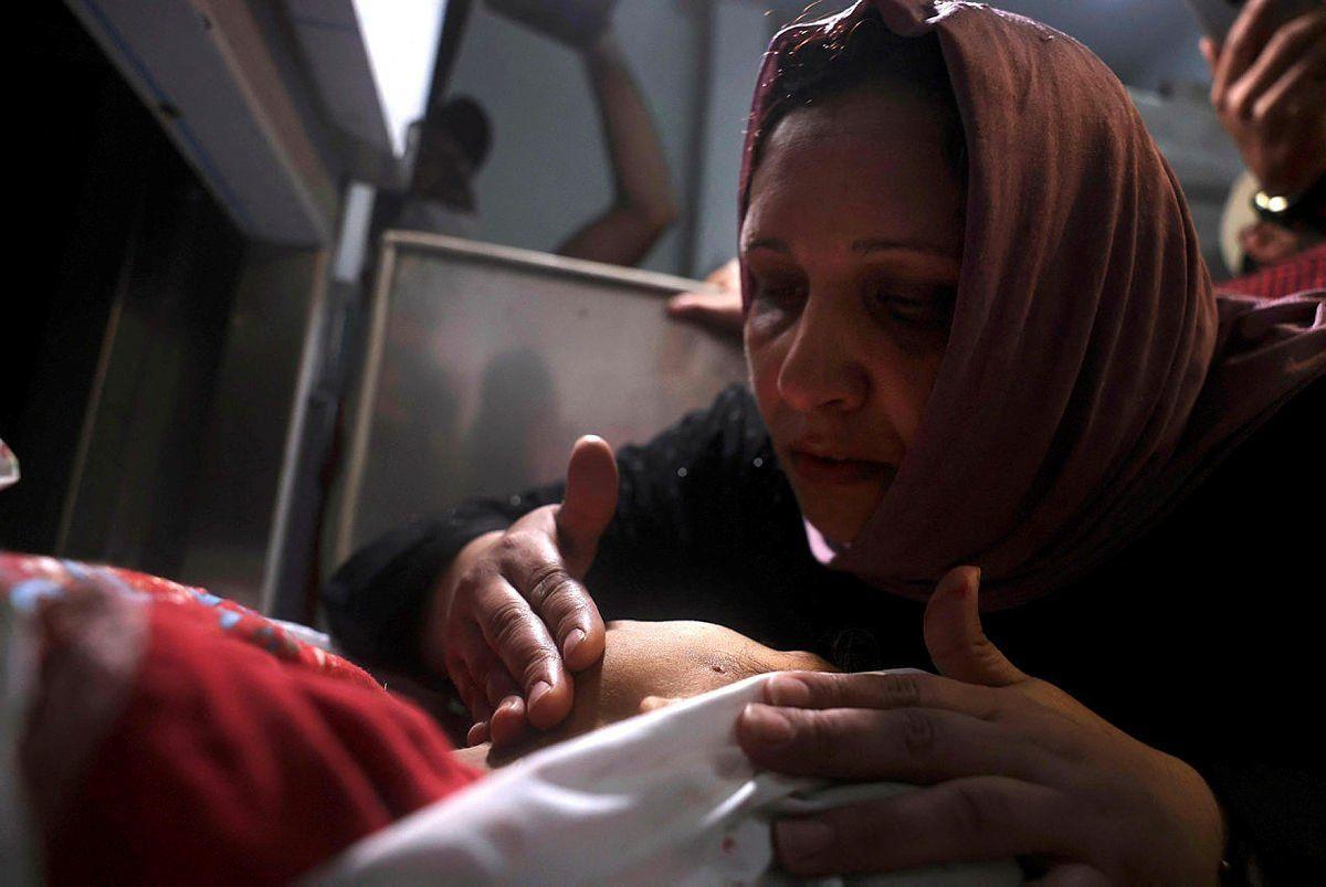 İsrail'den korkunç hamle... Zehirli gaz ile saldırdılar; çok sayıda ölü var! - Resim: 2