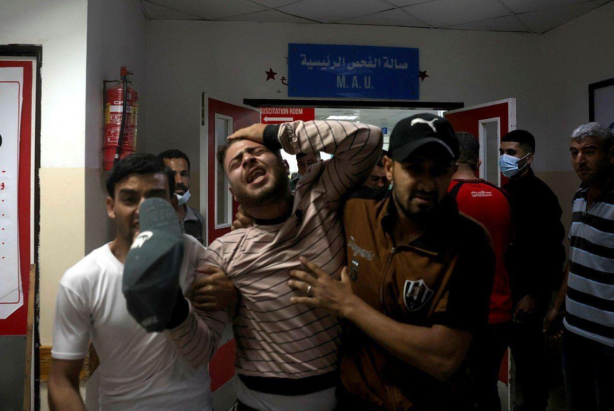 İsrail'den korkunç hamle... Zehirli gaz ile saldırdılar; çok sayıda ölü var! - Resim: 3