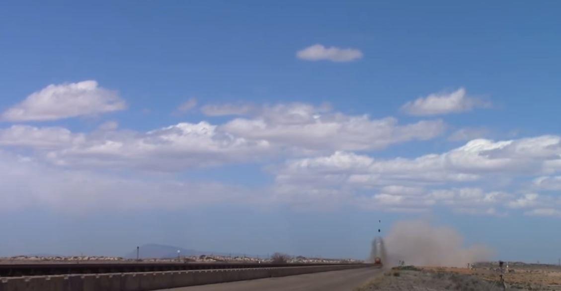Savaş uçağından böyle fırlatıldı... Saniye saniye görüntülendi - Resim: 4