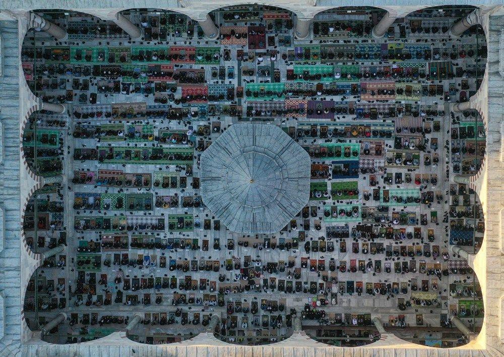 Ayasofya Camii'nde ilk bayram namazı - Resim: 3