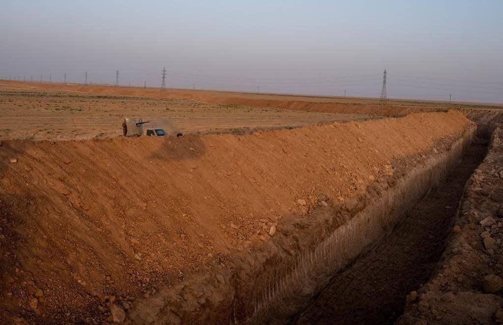 Türkiye'den teröre 230 kilometrelik kritik önlem - Resim: 4