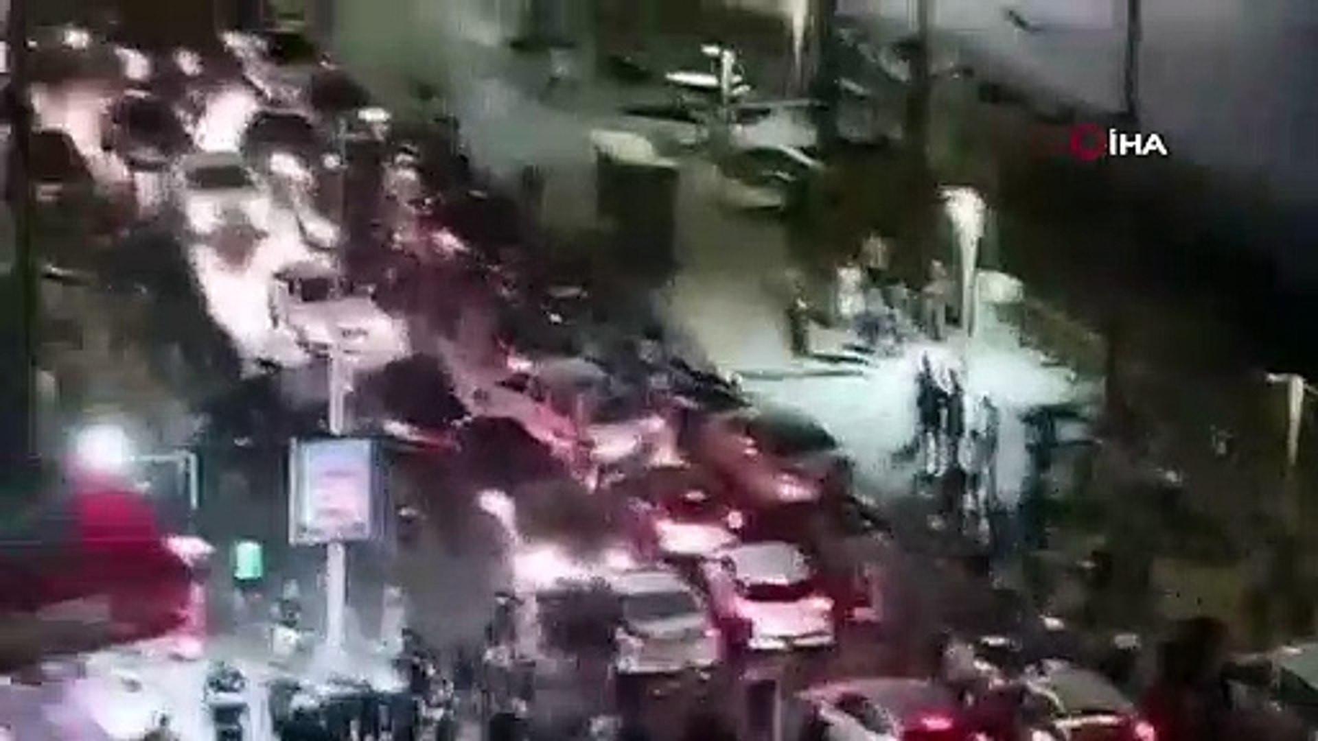Filistinli diye linç etmeye çalıştılar