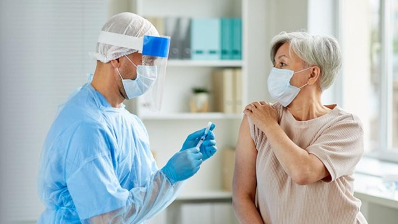 Almanya'da aşı rekoru kırıldı