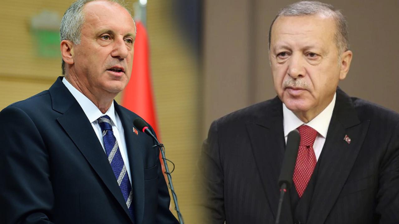 Muharrem İnce'den Erdoğan'a: Haram olsun!