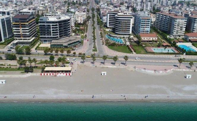 Bayramın ikinci gününde de turistler sahillere akın etti - Resim: 2