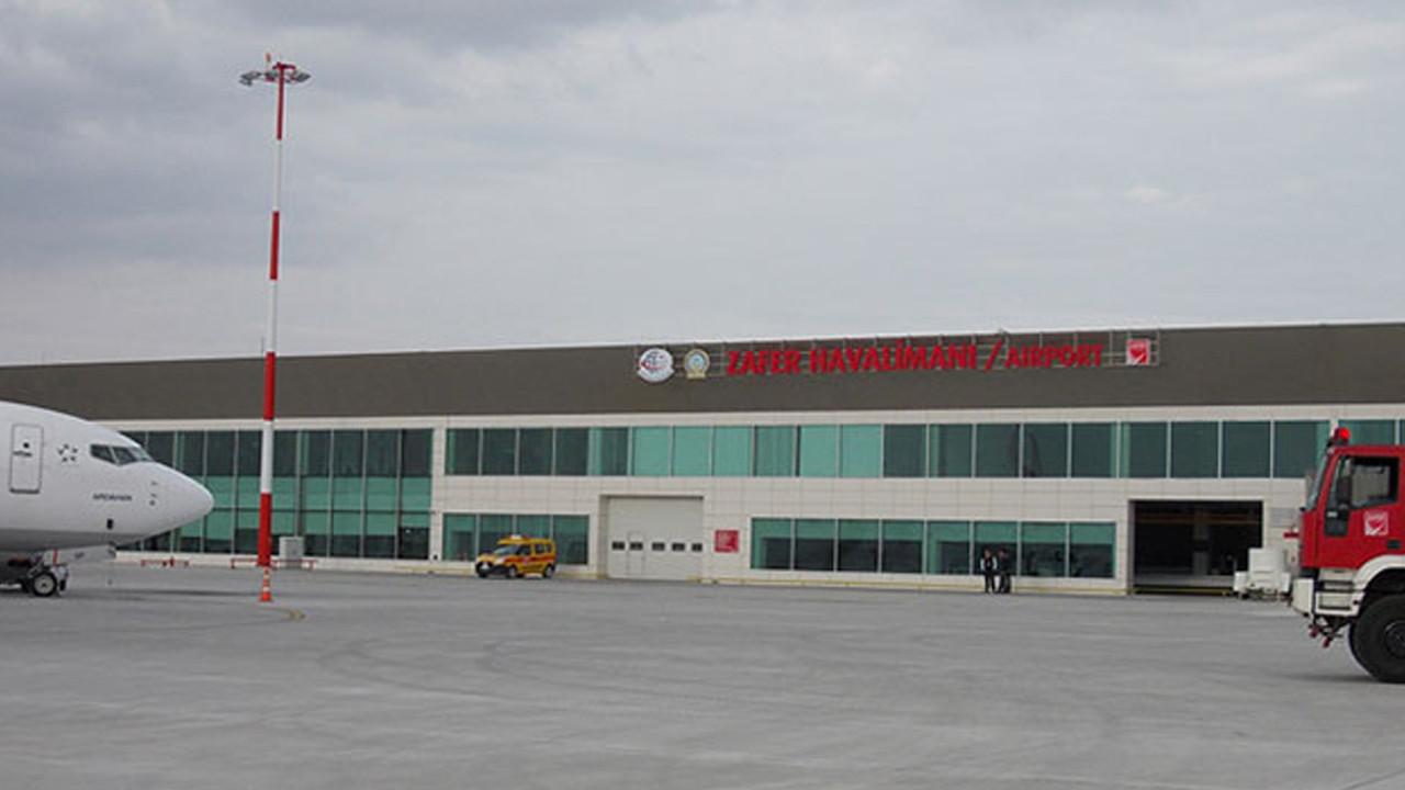 1.3 milyon yolcu garanti edilen havalimanına 61 kişi uğradı