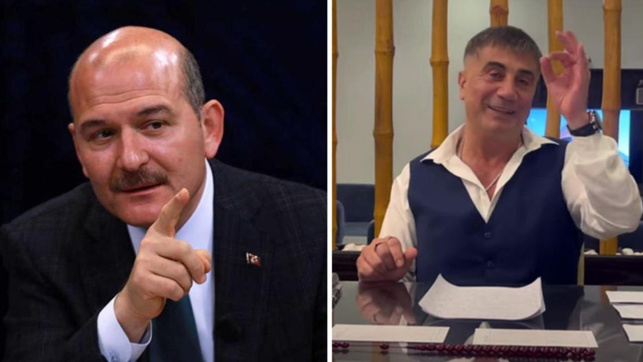 AK Parti'den Sedat Peker çıkışı: ''Bakan Soylu tehdit altında''