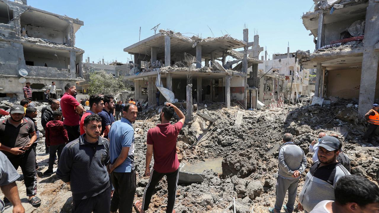 Gazze'de durum vahim: ''En fazla 1 hafta daha dayanabiliriz''