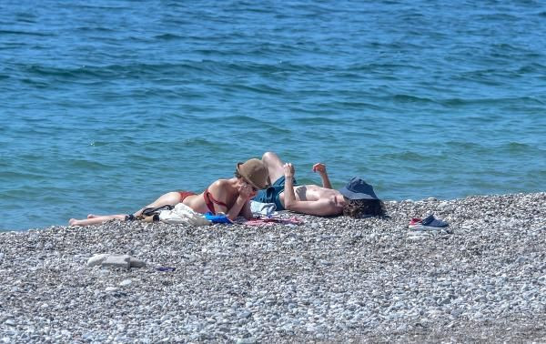 Tatil cenneti Antalya'da bugün... - Resim: 3