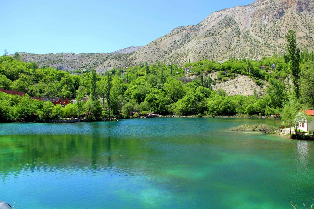 Saklı cennet ''Yedigöller''de bahar güzelliği - Resim: 2