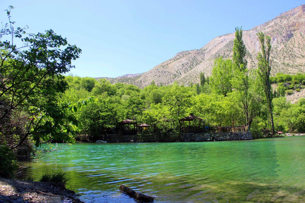 Saklı cennet ''Yedigöller''de bahar güzelliği - Resim: 4