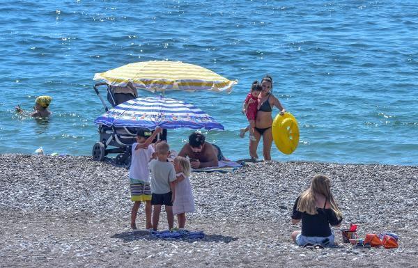 Tatil cenneti Antalya'da bugün... - Resim: 2