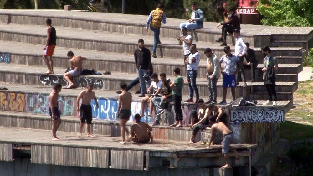 İstanbul'da eski günleri aratmayan görüntüler