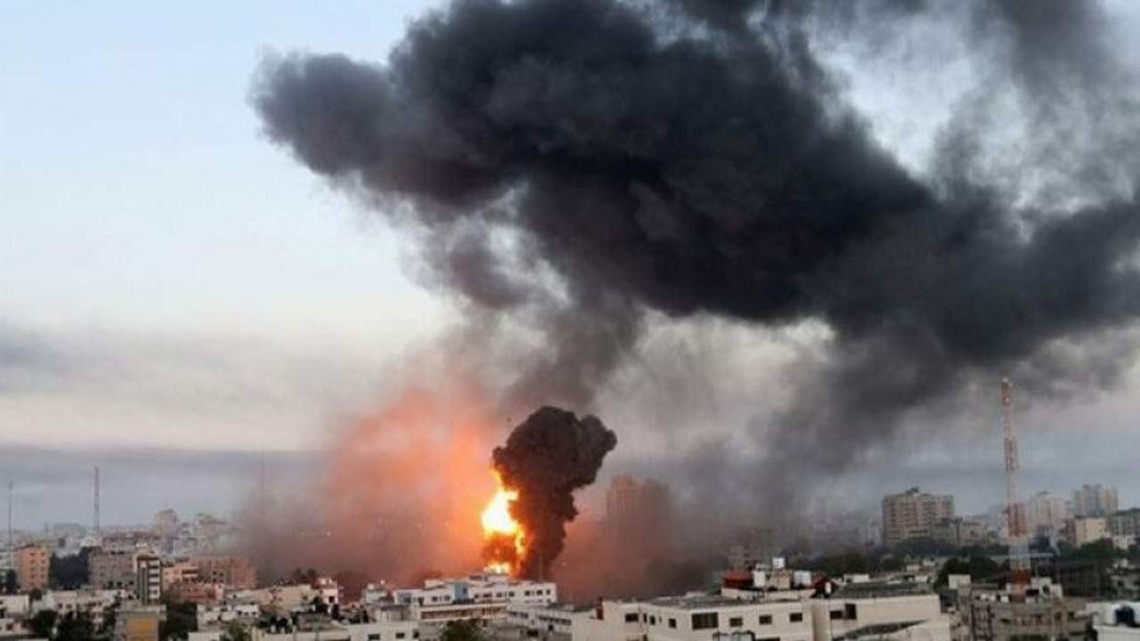 İsrail DURMUYOR! Şehit düşen Filistinli sayısı 174'e yükseldi