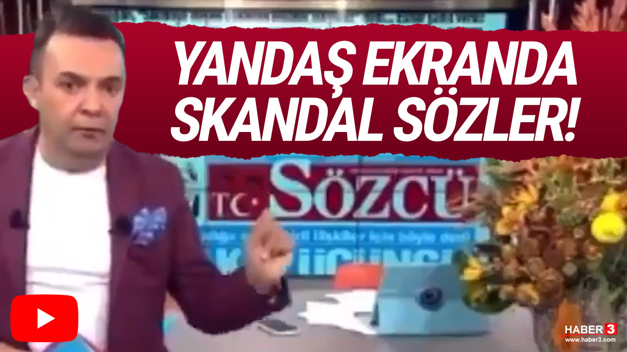 Beyaz TV canlı yayınında skandal ifadeler