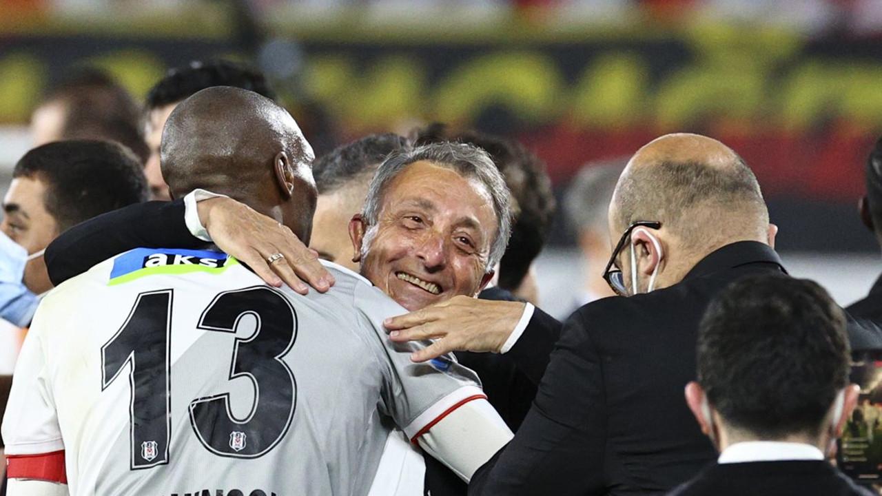 Beşiktaş Başkanı Çebi'den Sergen Yalçın açıklaması