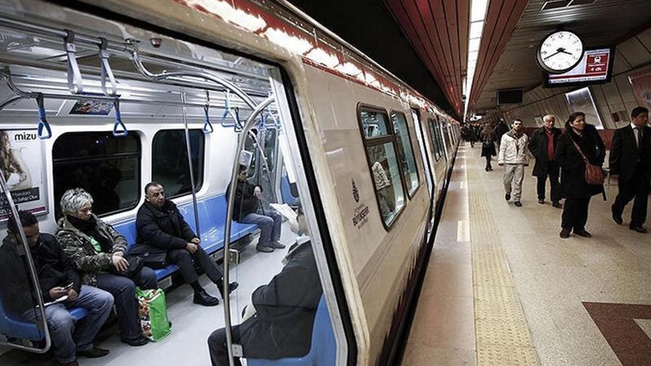 İstanbul'da metro seferlerine ''normalleşme'' düzenlemesi