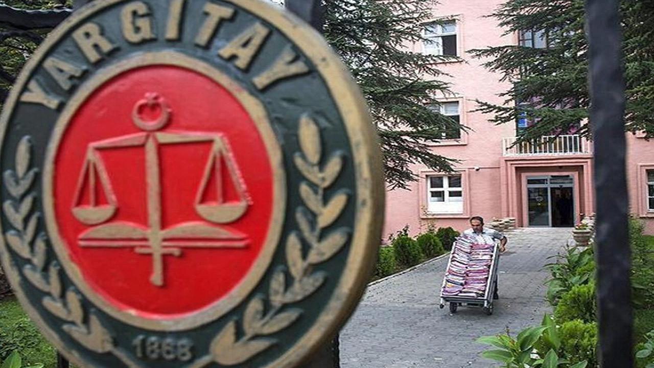 Bunu yapan eş yandı: Yargıtay'dan emsal karar