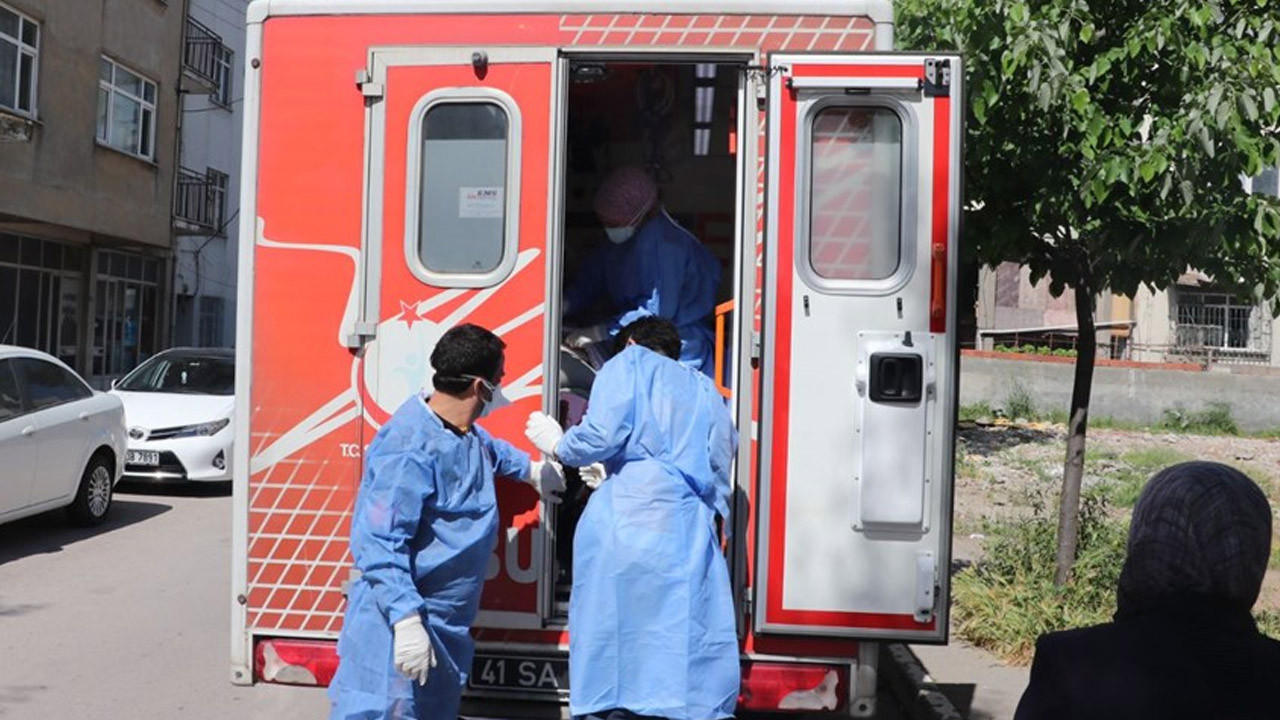 200 kilo olan korona hastası kadın böyle kurtarıldı