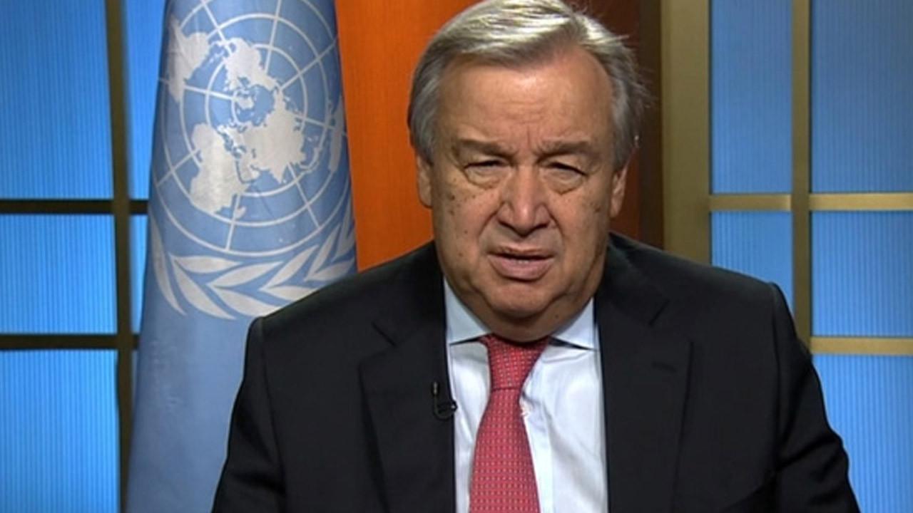 Birleşmiş Milletler'den İsrail ve Filistin mesajı