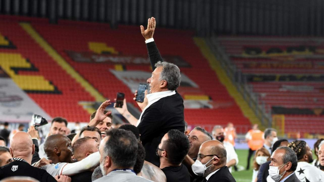 Beşiktaş'tan TFF'ye şampiyonluk başvurusu