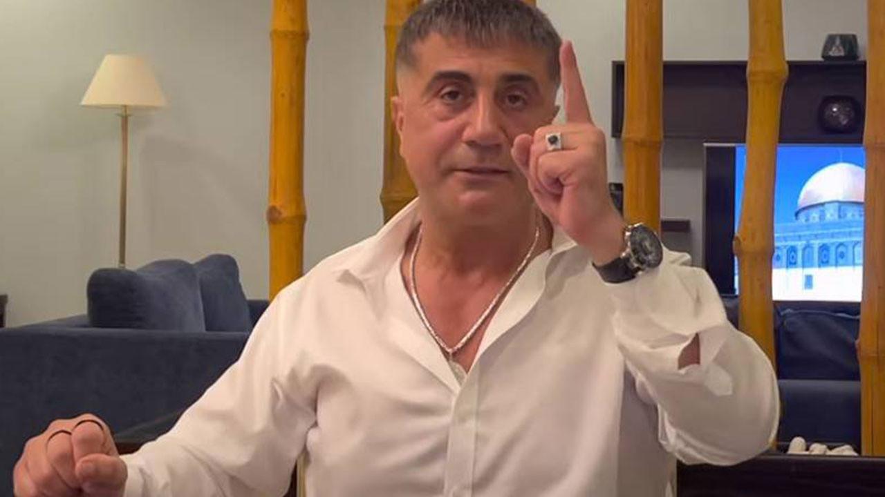 Sedat Peker'den Abdulkadir Selvi'ye ağır hakaret