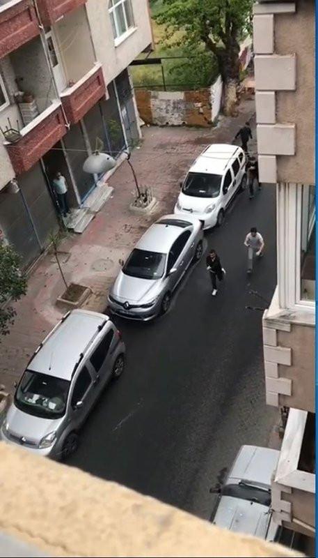 İstanbul'da dehşet... Kendisini döven adama kurşun yağdırdı