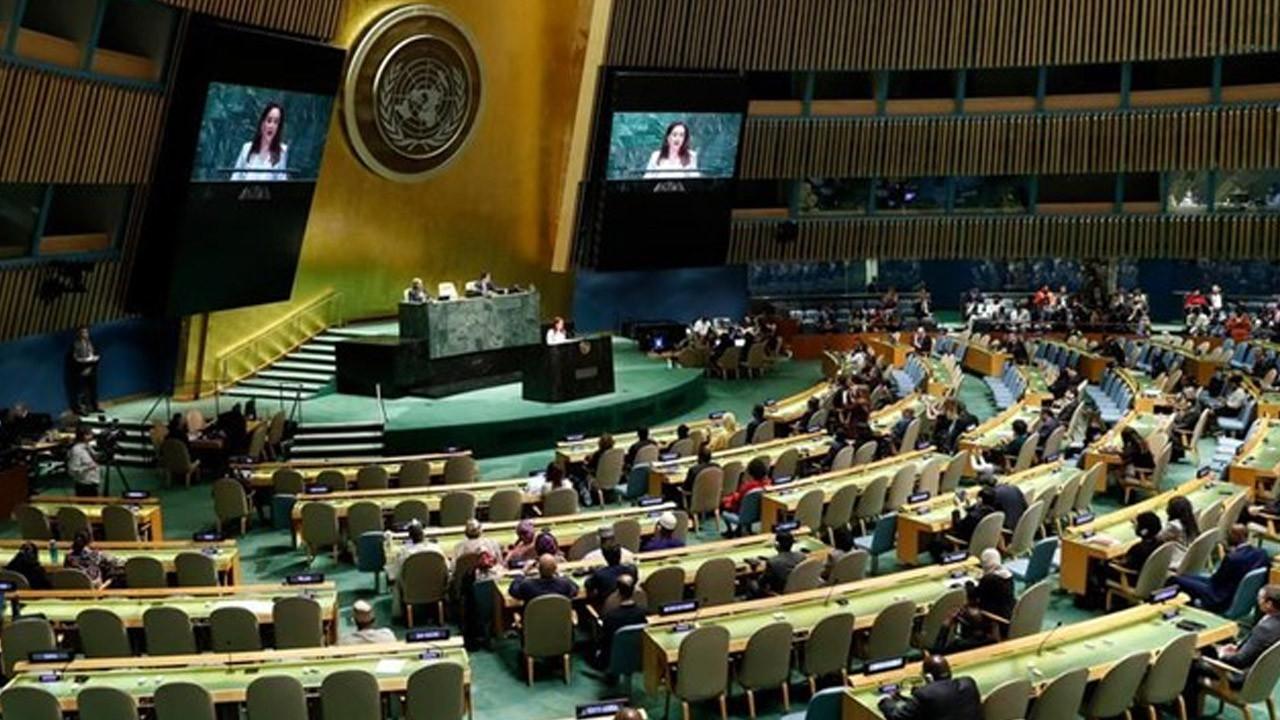 BM Genel Kurulu Filistin için toplanıyor