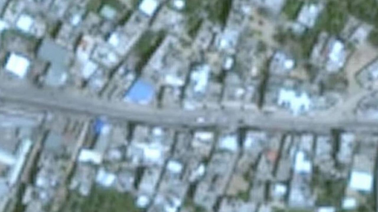 Gazze, Google Haritalar'da neden bulanık?