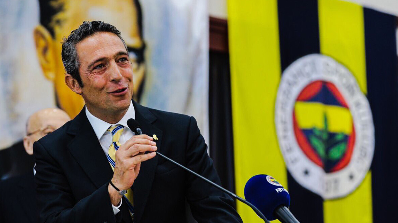 Ali Koç ''istifa'' tezahüratlarına bu yanıtı verdi
