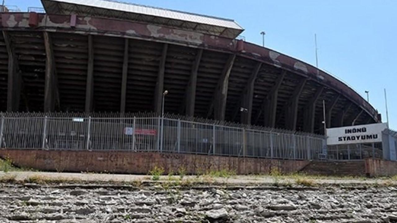 Millet bahçesi projesi için sert tepki: Cebeci stadyumu bir kent simgesidir