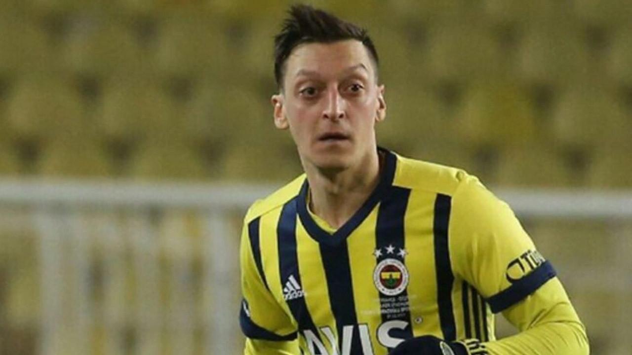 Fenerbahçe'de Mesut Özil depremi: O maça çıkmak istememiş