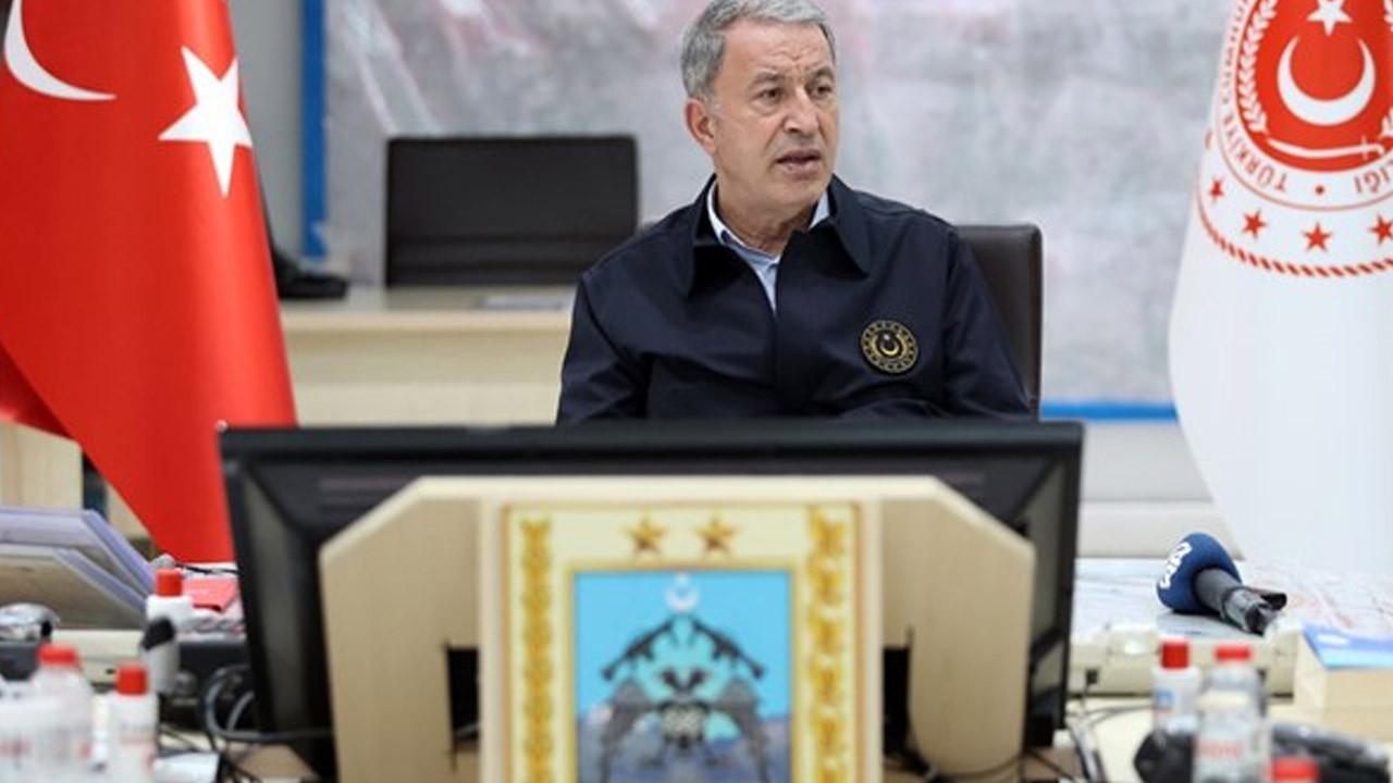 Bakan Akar: İsrail savaş suçu işliyor