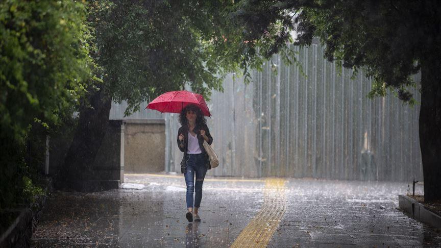 Battaniyeleri hazırlayın; Meteoroloji'den dolu uyarısı - Resim: 1