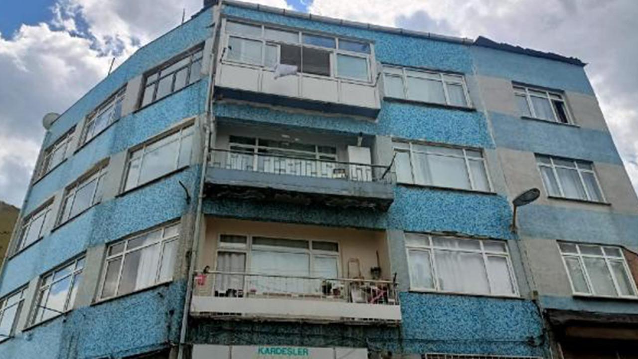 İstanbul'da 4 katlı bina tahliye edildi