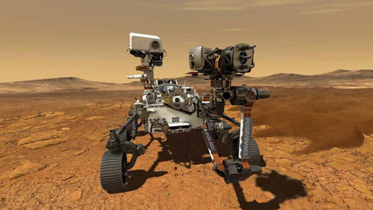 Dünya'nın mikrobu Mars'a mı taşındı?