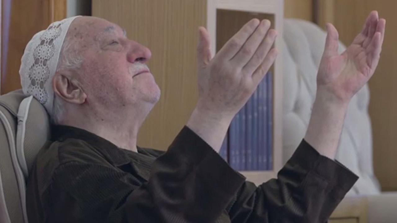 FETÖ elebaşı Gülen'in son görüntüsü yayınlandı