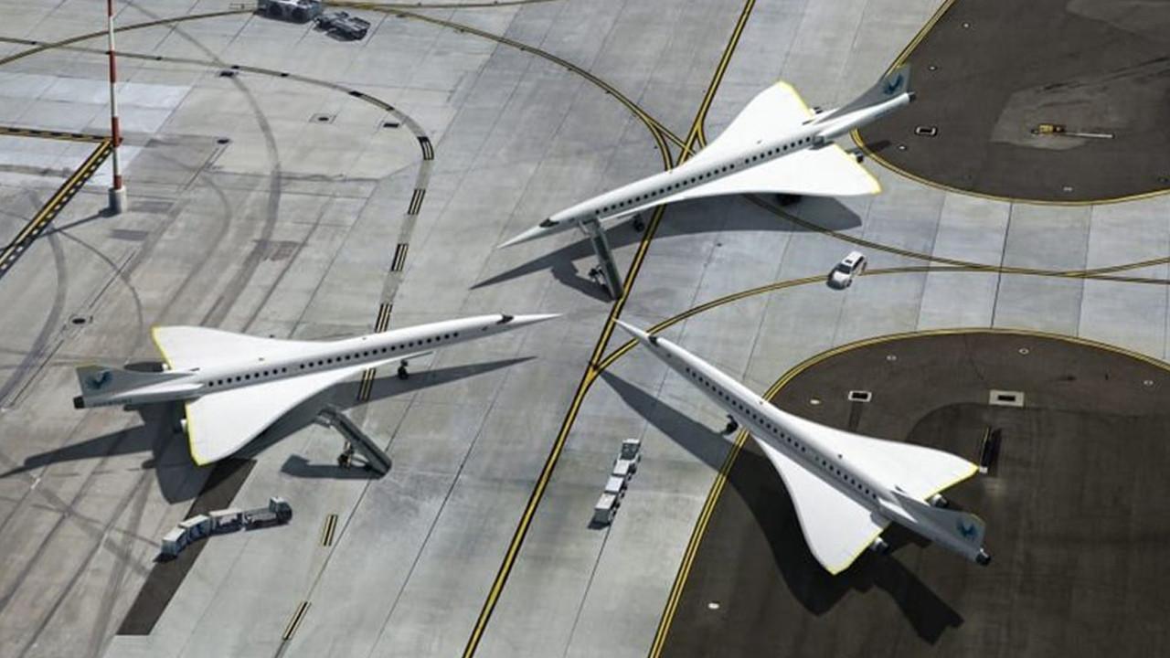 ABD'li şirket açıkladı: En uzun uçuş 4 saate inecek