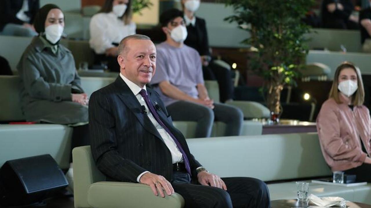 Erdoğan ''Duyarsanız şaşırmayın'' diyerek müjdeyi verdi