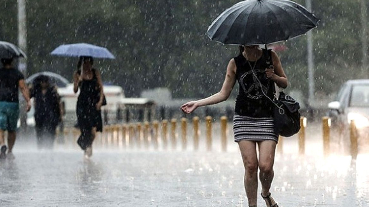 Sıcak havaya aldanmayın! Meteoroloji'den 4 ilimiz için sarı kodlu uyarı