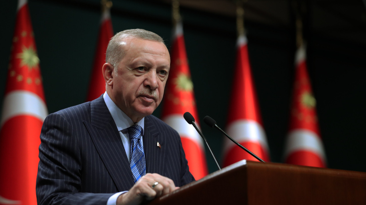 Erdoğan: ''Davasına son nefesine kadar sahip çıktı''