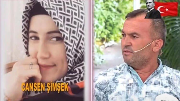 14 yıllık karısı başka bir kadınla kaçtı