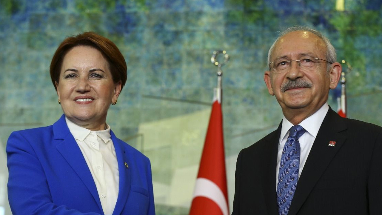 Kılıçdaroğlu'ndan Akşener'e destek